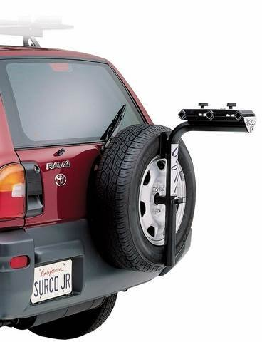 Surco BT300 3-Bike Spare Tire Bike Rack