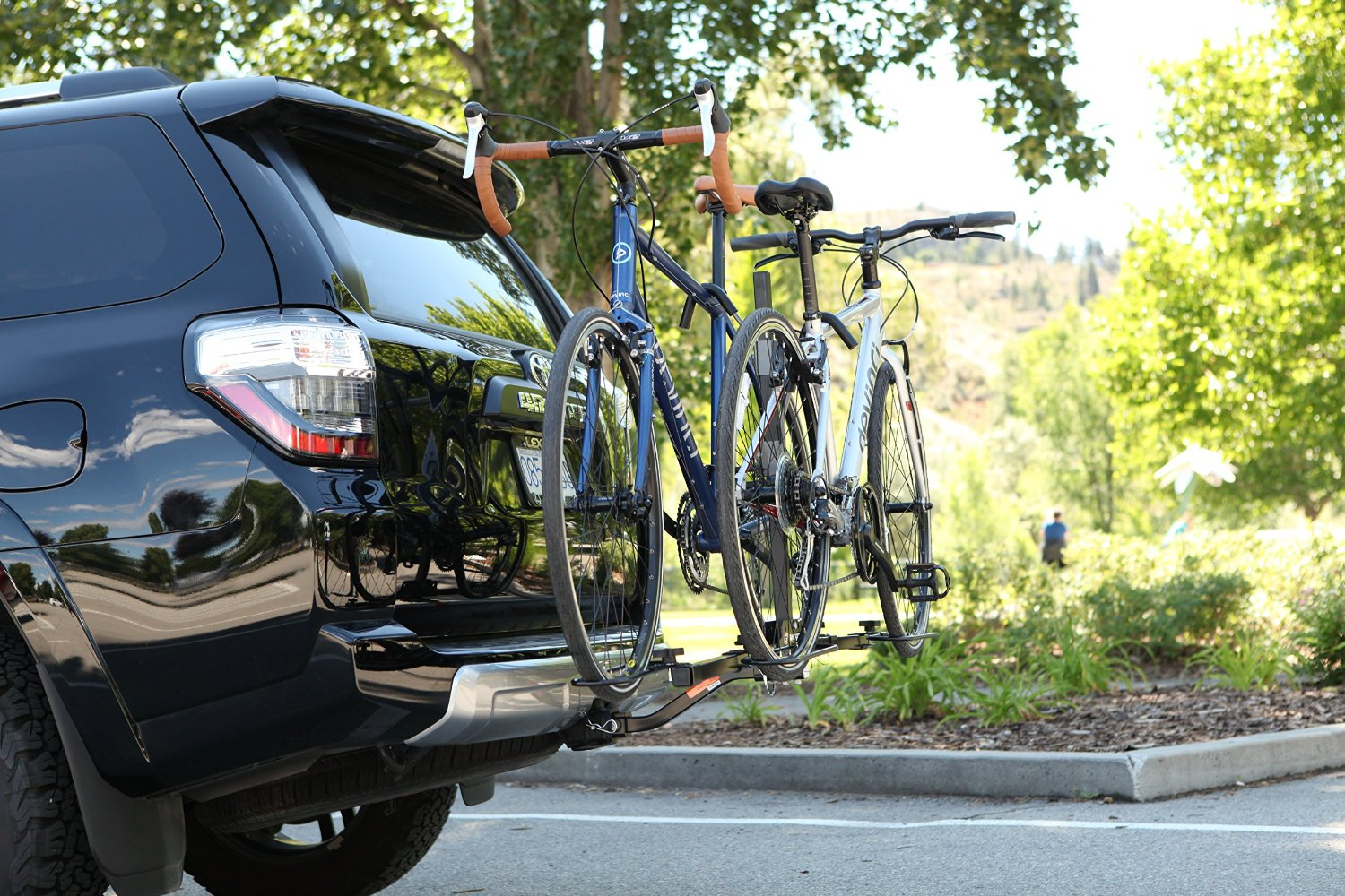 Swagman XC Cross-Country 2-Bike Hitch Mount Bike Rack