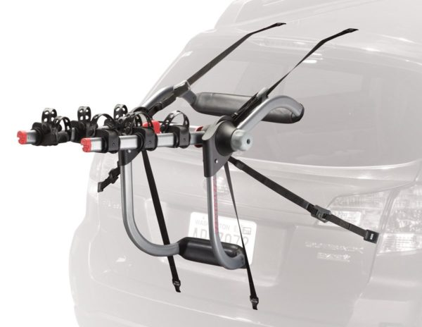 Yakima KingJoe Pro 3-Bike Trunk Mount Bike Rack